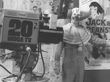 Dick Dyszel as Bozo the Clown (Donated by Dick Dyszel)