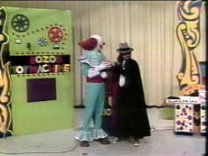 Bozo and I. M. Sneaky (Skip McCloskey) (Donated by Disk Dyszel)