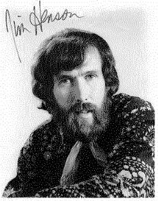 Jim Henson Autographed Photo