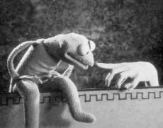 Kermit and the Inchworm Bit (From Jim Henson - The Works) Donated by Jack Maier