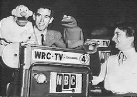 Jim and Jane Henson WRC-TV Publicity Photo (from the 1994  PBS Great Performances production The World of Jim Henson, Directed by Judy Kinburg, and donated by Jack Maier.)