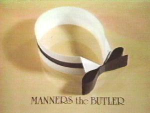 Manner's The Butler (Courtesy: Dick Dyszel)