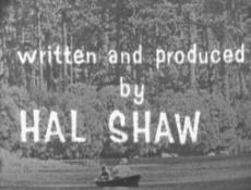 Opening *Hal Shaw* Credit (Donated by Tom Buckley, WUSA-TV)
