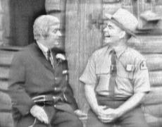 Captain Kangaroo Visits Ranger Hal (Donated by Tom Buckley, WUSA-TV)