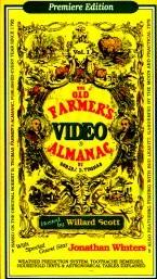 Willard Scott's VHS *The Old Farmer's Almanac*