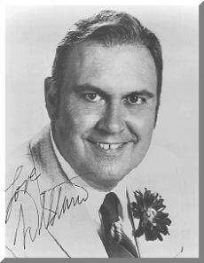 Willard Scott 1981 Publicity Photo