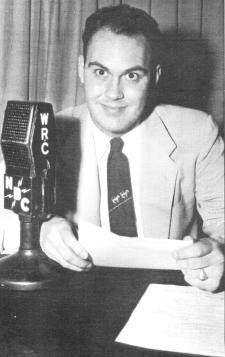 Willard Scott, Radio Announcer (Early 1950s)
