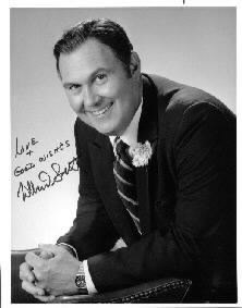 Willard Scott Autographed Photo