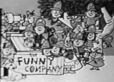 The Funny Company (Funny Co. Prod./Ken Snyder Prod. 1963)(Courtesy *The Toon Tracker*)