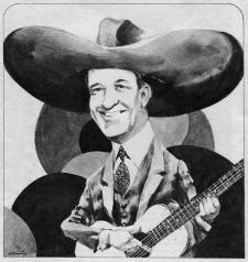 Pick Temple Caricature (From 1969 Article)