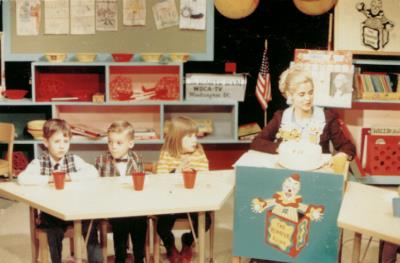 Miss Anne's Romper Room, WDCA-20 Studios, June 1968