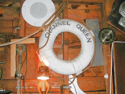 Channel Queen Lifesaver Ring 2003 (Courtesy Lee Reynolds)