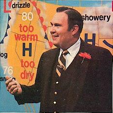 Willard Doing Weather (On NBC's The Today Show).